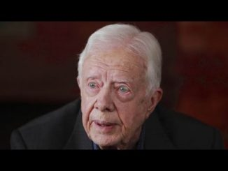 Jimmy Carter: The U.S. Isn't A Democracy, It's An Oligarchy